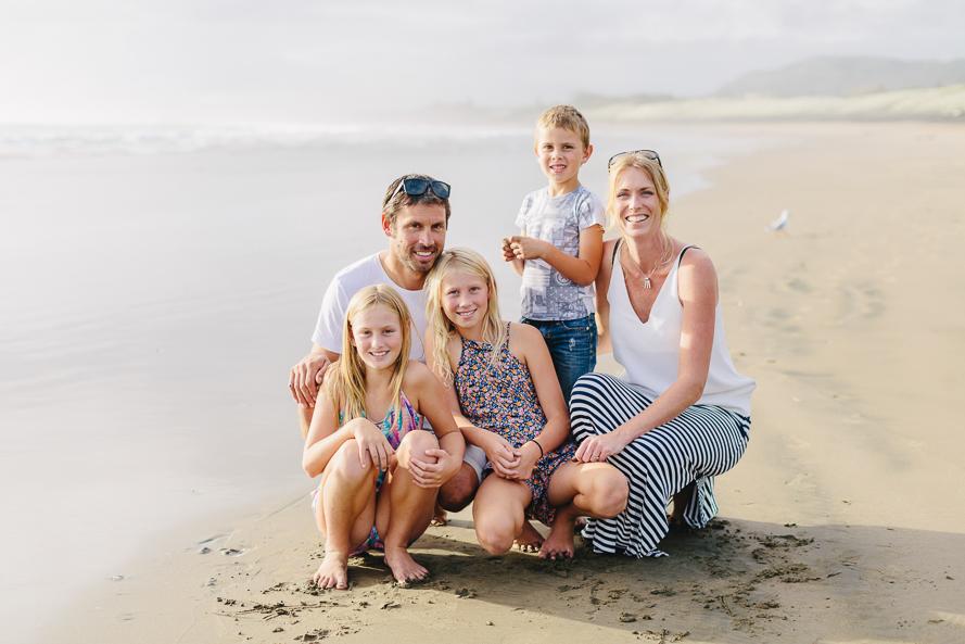 Family Photography New Zealand