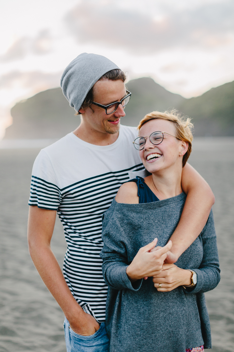 New Zealand, Wedding Photography, Bethells Beach, Michaela Janetzko Photography